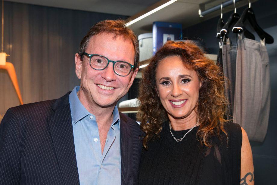 Murillo Schattan e Monica Barbosa