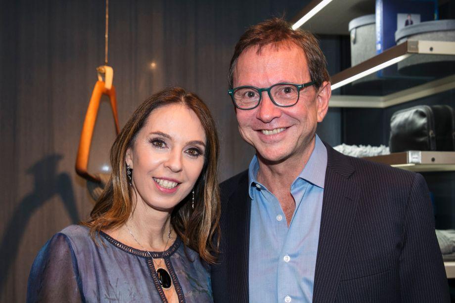 Esther Schattan e Murillo Schattan