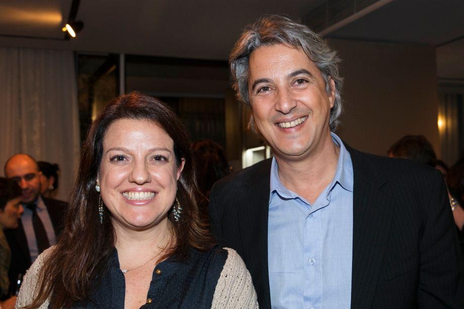 Antonio Baldini e Andrea Teixeira