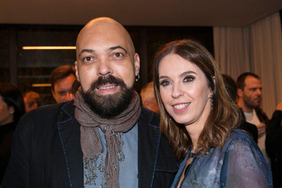 Paulo de Melo e Esther Schattan