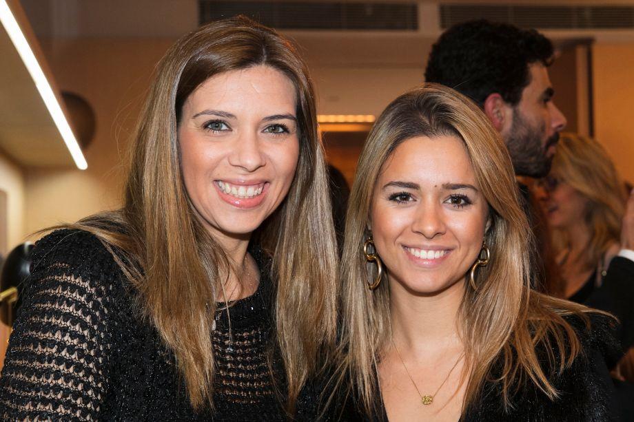 Dominique Gurgel e Gabriela Lulio