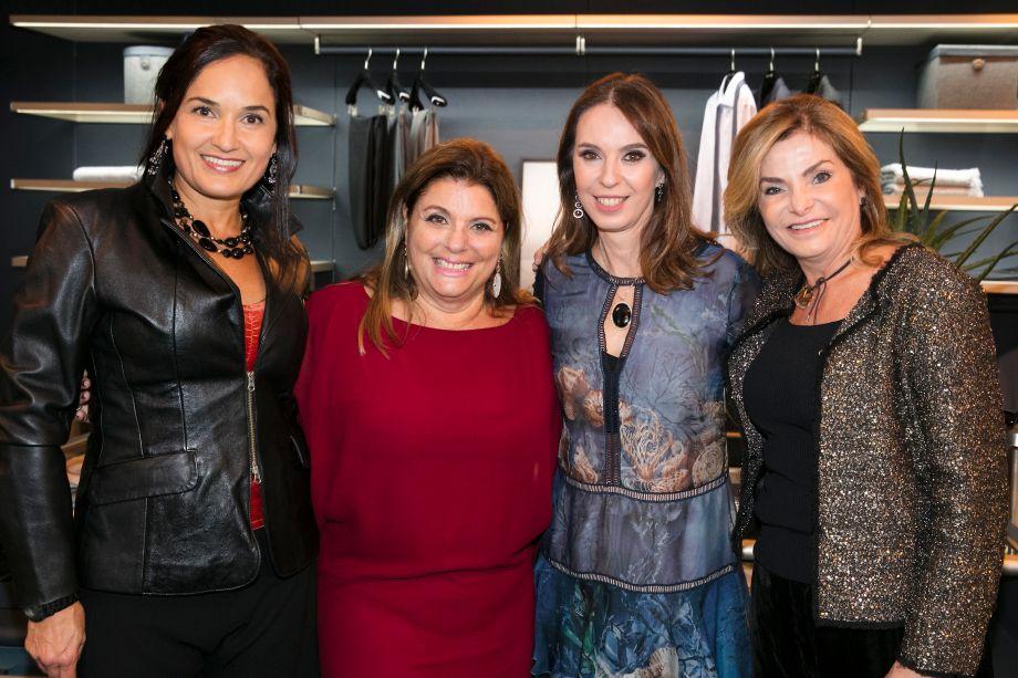 Marta Sá, Marilia Veiga, Esther Schattan e Noura Van Dijk