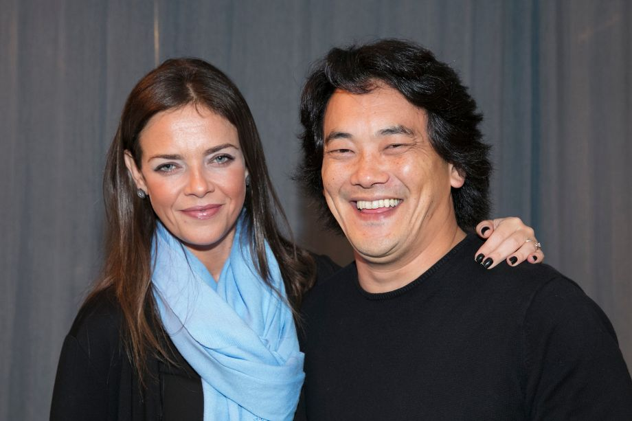 Roberta Guazelli e Vitor Alexandre