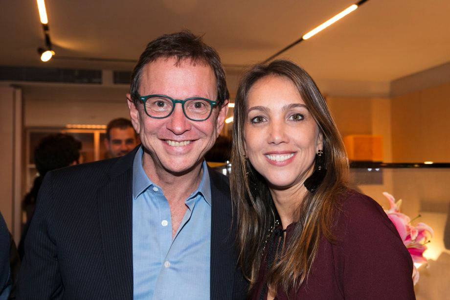 Murillo Schattan e Debora Roig