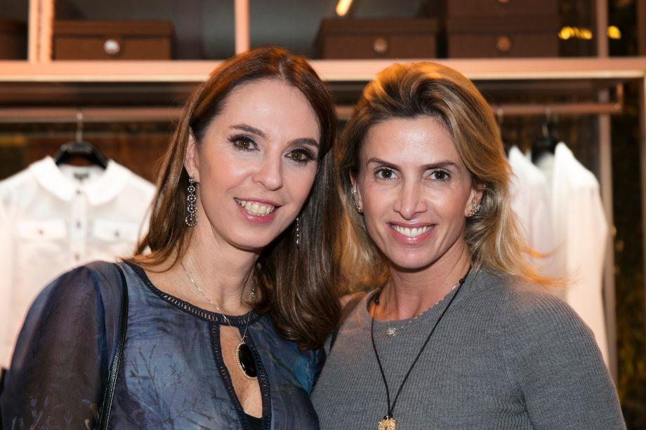 Esther Schattan e Silvia Ramos