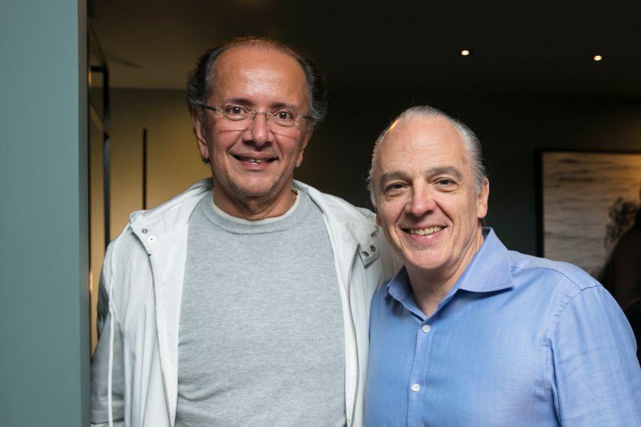 David Bastos e Raul Penteado