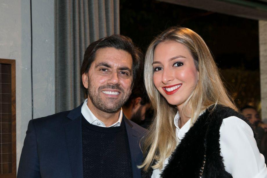 José Renato Pipolo e Nathália Andrade Pipolo