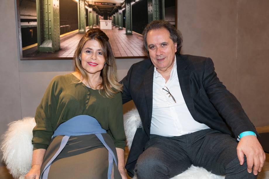 Sonia Oliveira e João Acacio