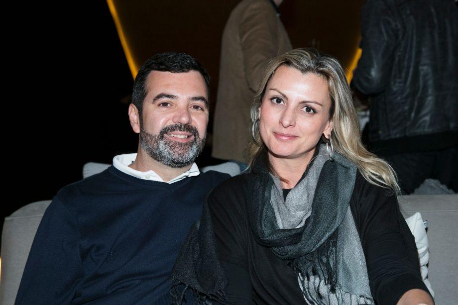 Ricardo Braga e Roberta Martins