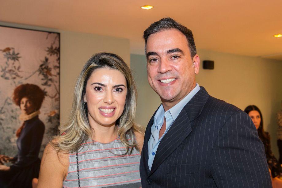Graziella Castanheira e Cadu Torres