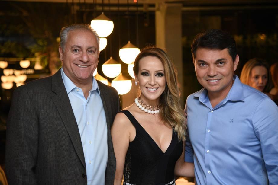 Renato Rocha, Keilen Menezes, Pedro Ernesto