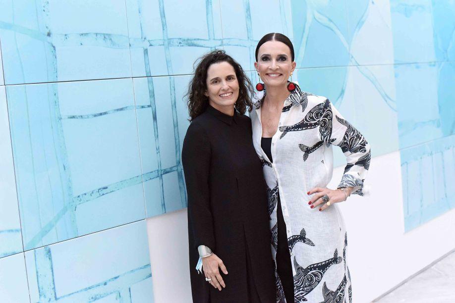 Maritza Caneca e Andrea Natal