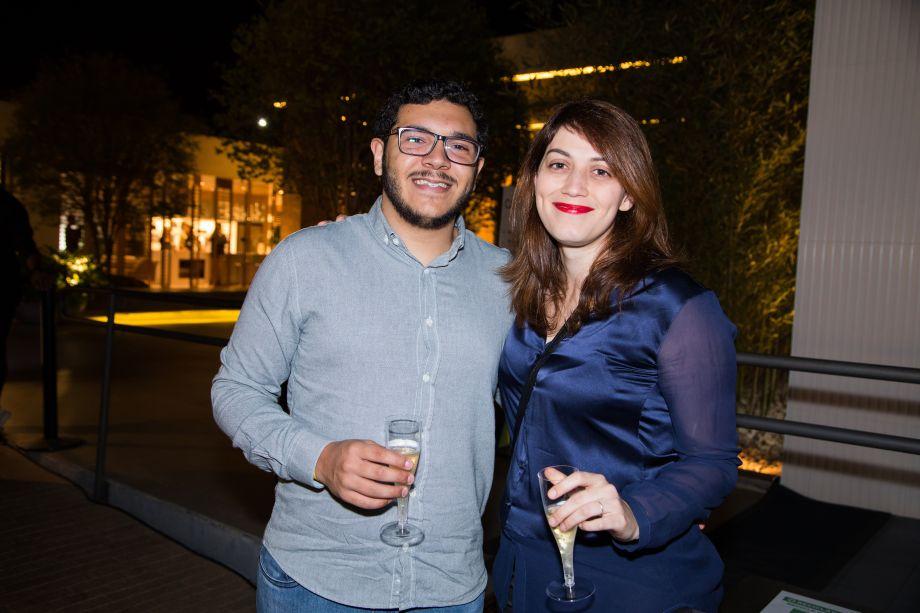 Gabriel Turco e Fernanda Drumond