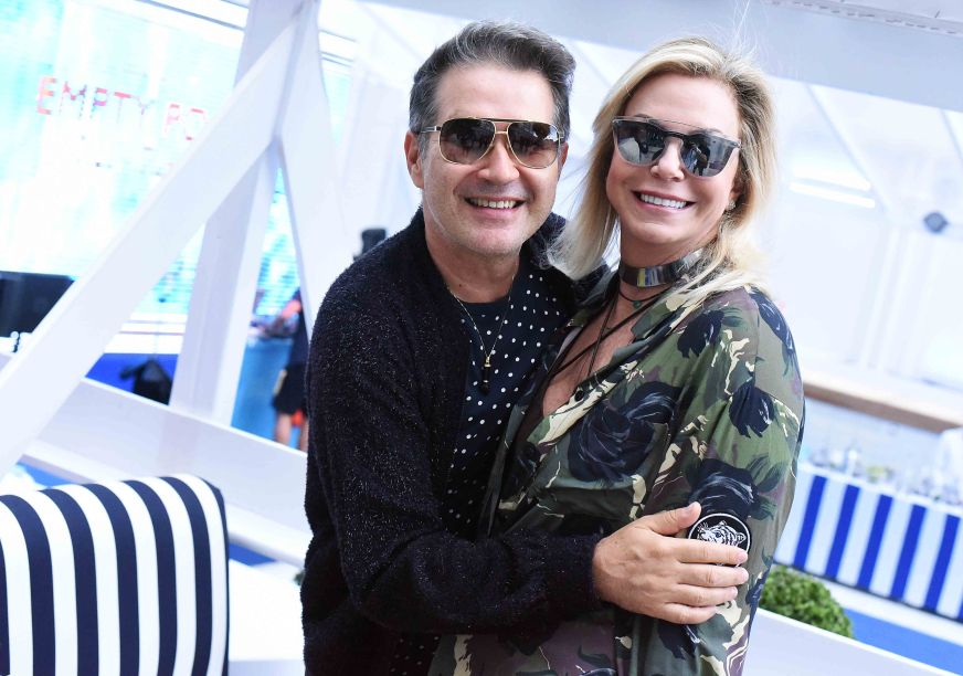 Victor Dzenk e Nina Kauffmann