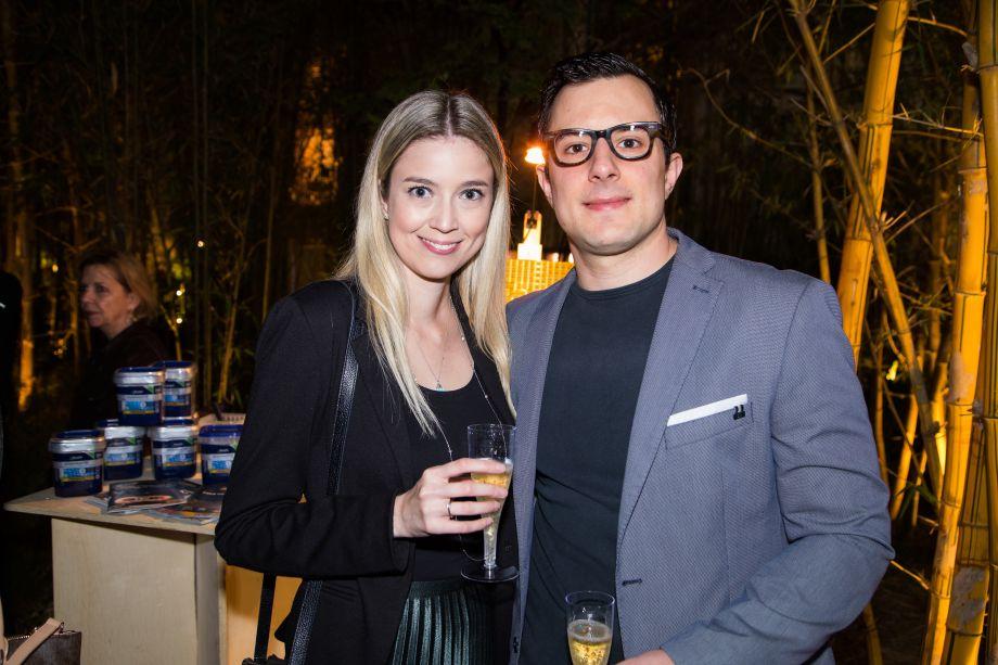 Amanda Figueiredo e João Junqueira