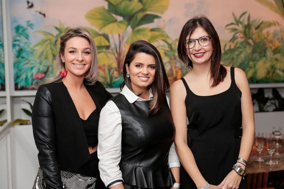 Camila Pigatto, Fernanda Sá e Camila Pigatto