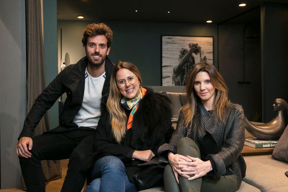 Escritório TRiART Arquitetura, Marcela Penteado, André Bacalov e Kika Mattos