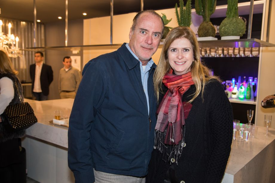 Bobby Krell e Simone Goltcher