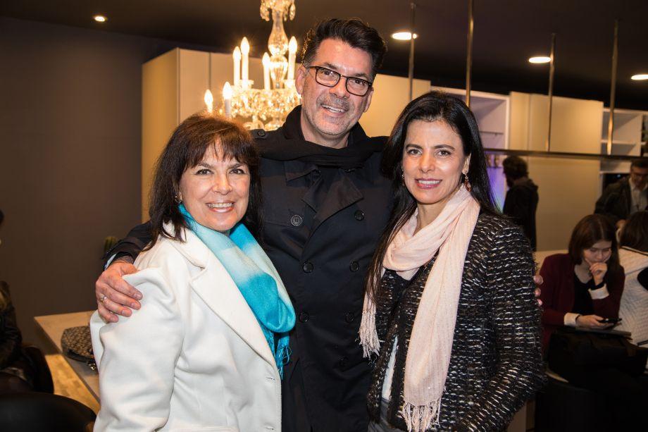 Nelia Fay, Neto Porpino e Ana Maria Fasanella