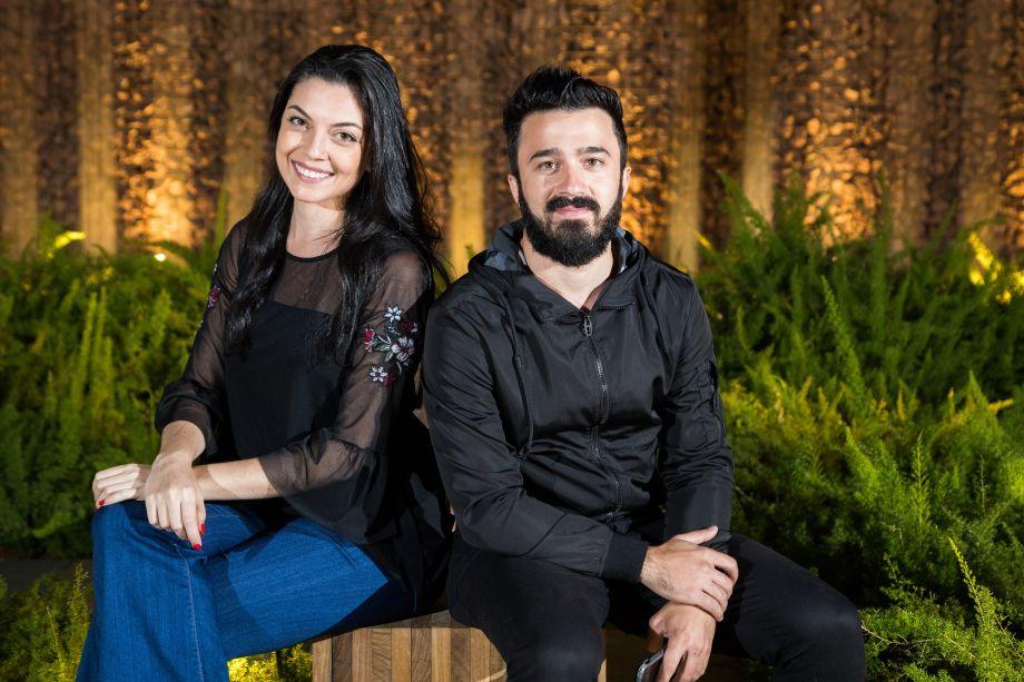 Mariana Machado e Rafael Renzo