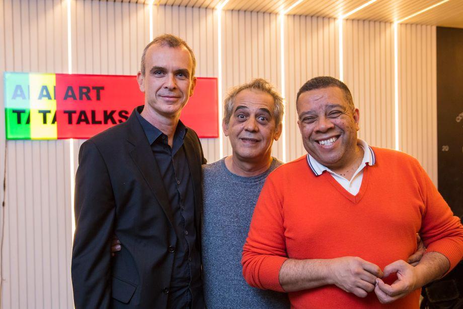 Paulo Varella, Ozi e Mario Mendes