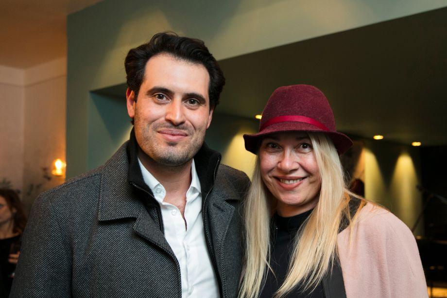 Maicon Antoniolli e Denise Gustavsen