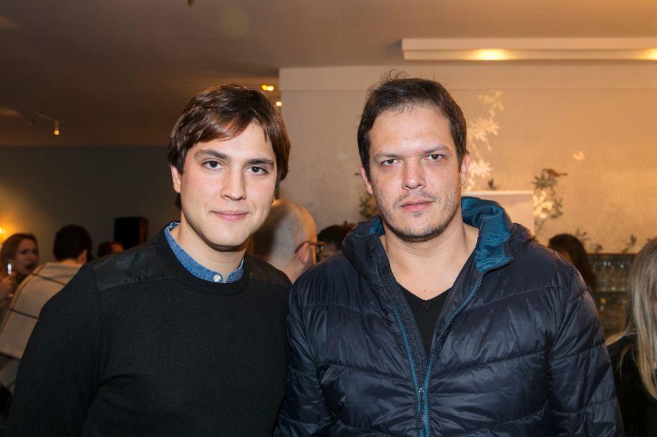Paulo Azevedo e Gustavo Paschoalim
