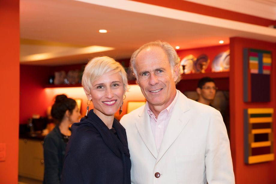 Alessandra Estelles e Eduardo Estelles