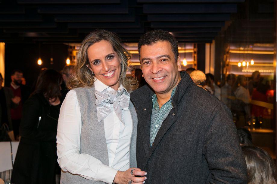 Alessandra Castro e Pedro Ariel Santana