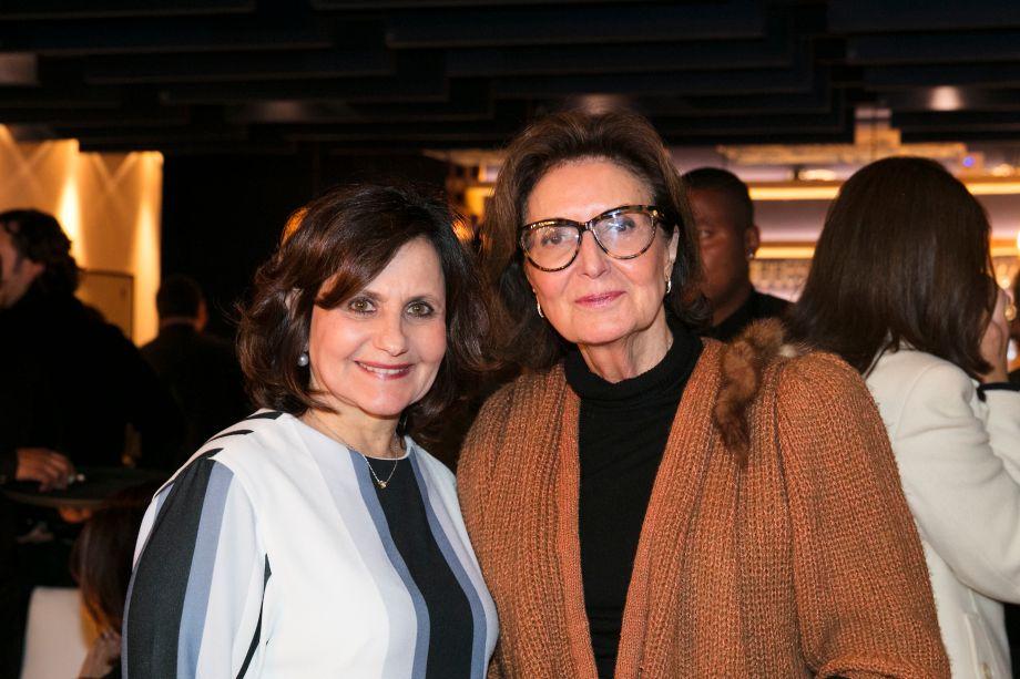 Vera Helena Mirandez e Cristina Ferraz