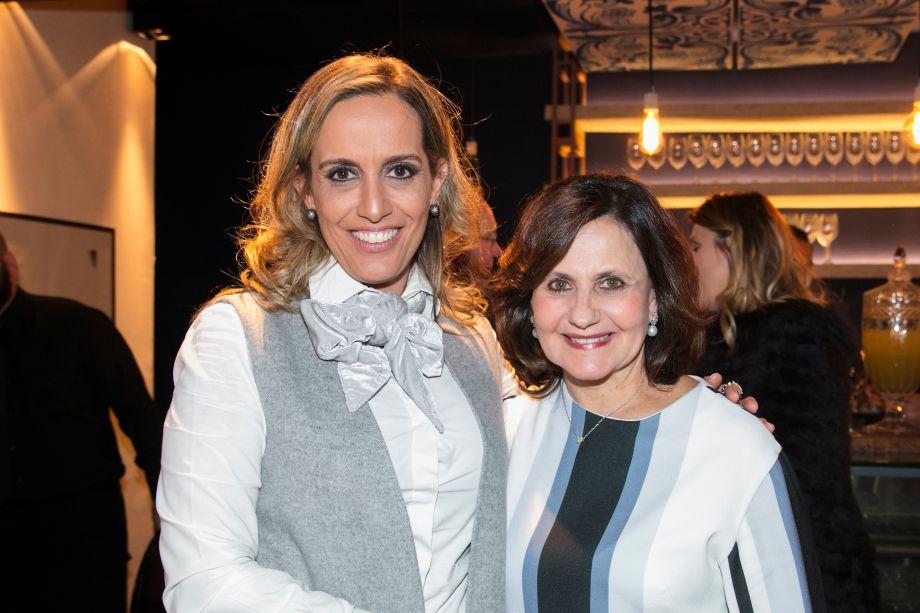 Alessandra Castro e Vera Helena Mirandez