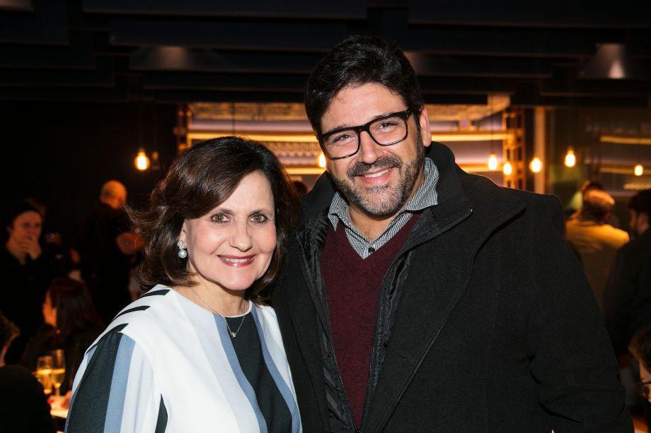 Vera Helena Mirandez e Darlan Firmato