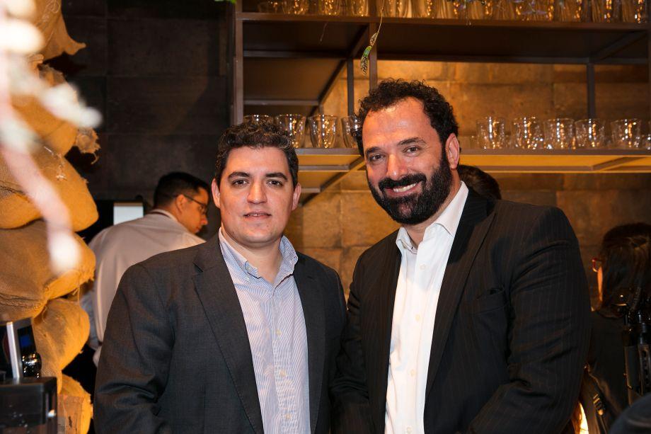 Danilo Pacagnella e Rui Dzialoschinsky