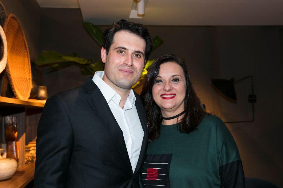 Maicon Antoniolli e Silvia Peskir