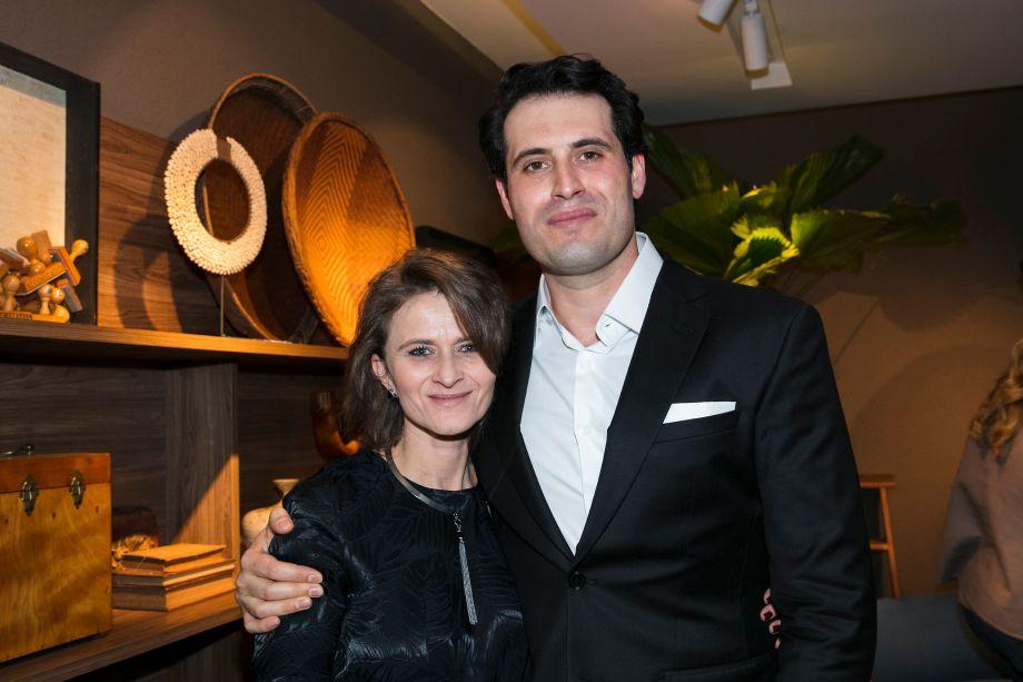 Maicon Antoniolli e Karin Gimenes