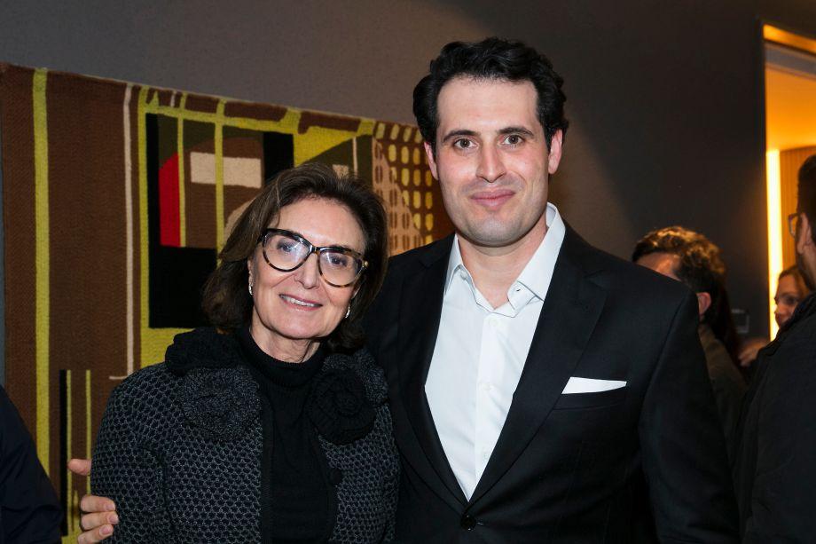 Cristina Ferraz e Maicon Antoniolli