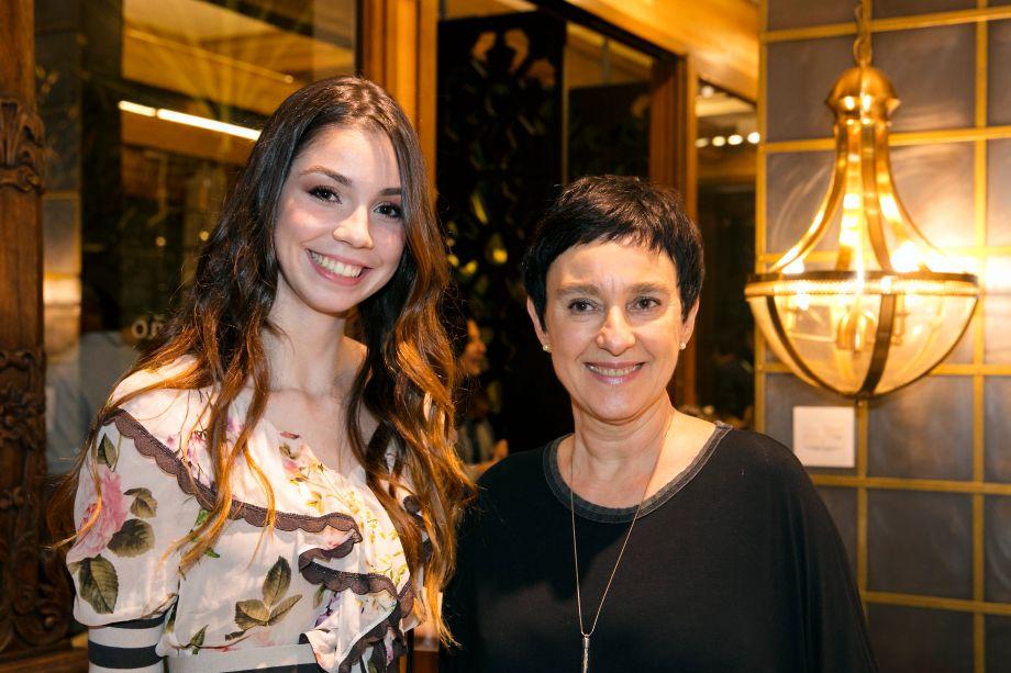 Mariana Crego e Livia Pedreira