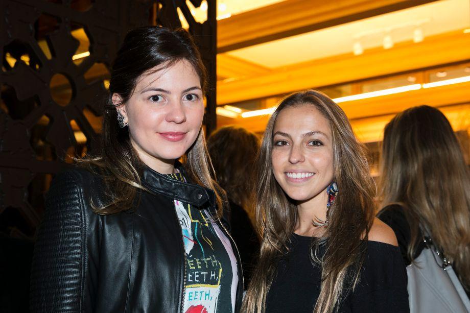 Sofia Patsch e Barbara Gomes