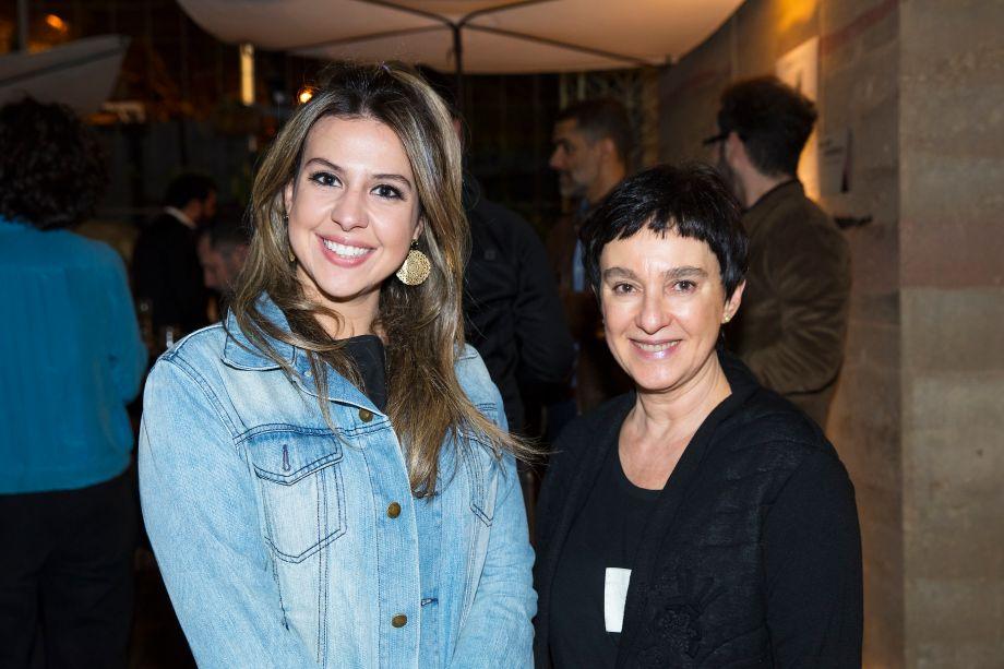Bia Abreu e Livia Pedreira