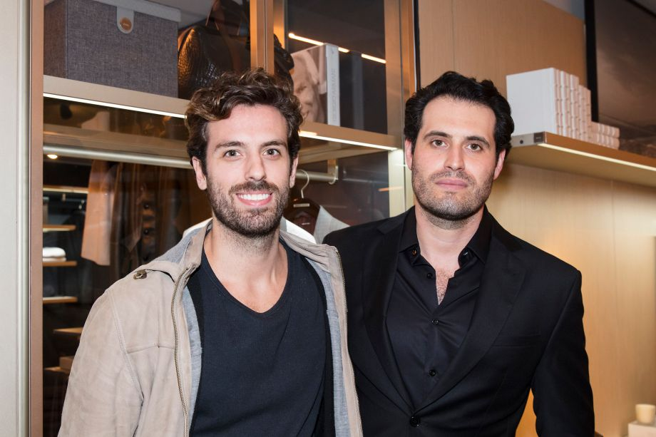 André Bacalov e Maicon Antoniolli
