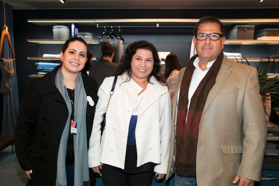 Barbara Narciso, Marina Sader e Lami Buccolo