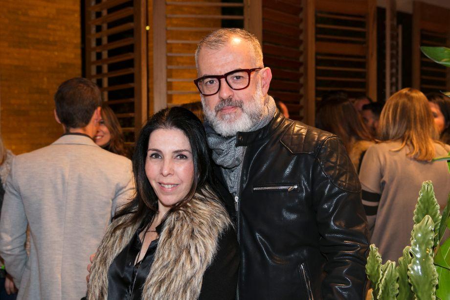 Ivair de Paula e Paola Ribeiro