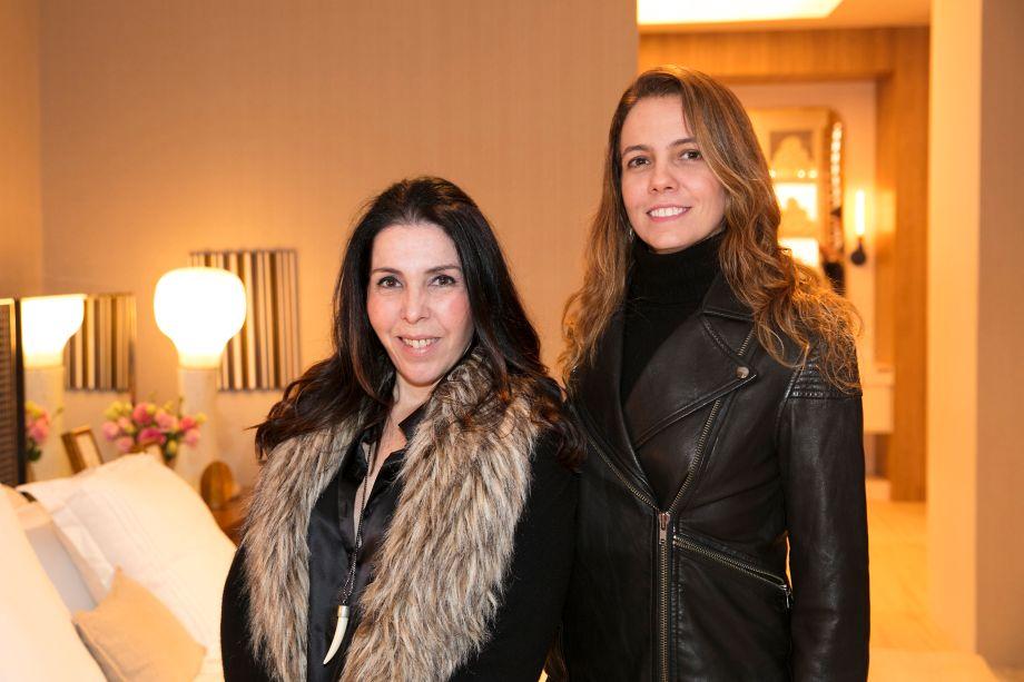 Juliana Borges e Paola Ribeiro