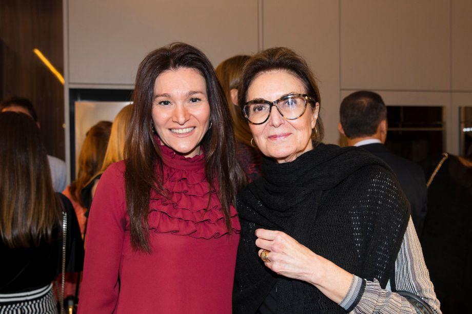 Patricia Pasquini e Cris Ferraz
