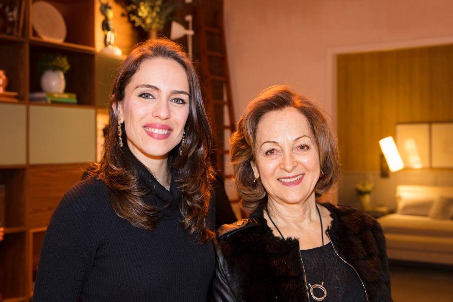 Elise Penedo e Mariana Geo