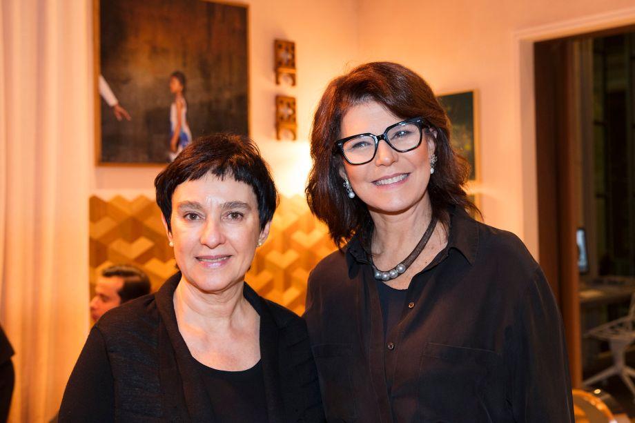 Livia Pedreira e Paula Neder