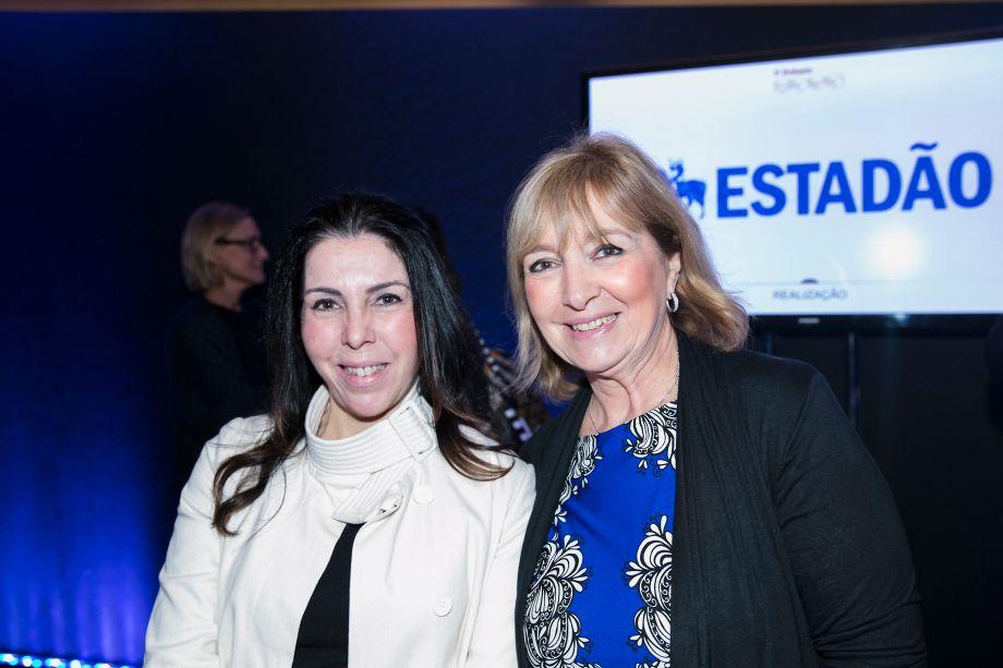 Paola Ribeiro e Lucy Amicon