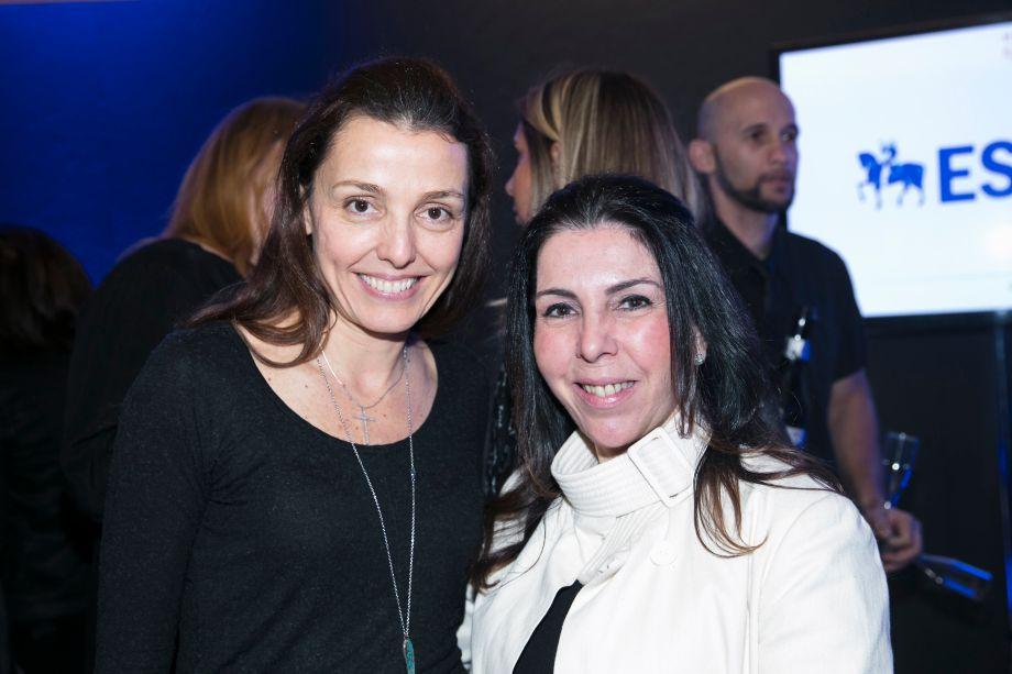 Cris Bava e Paola Ribeiro