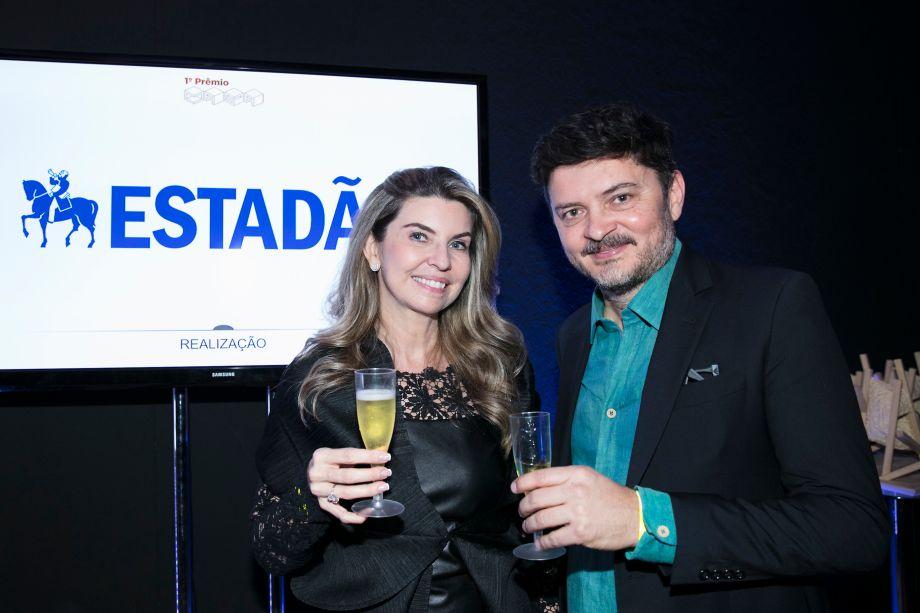 Sandra Moura e Paulo Alves
