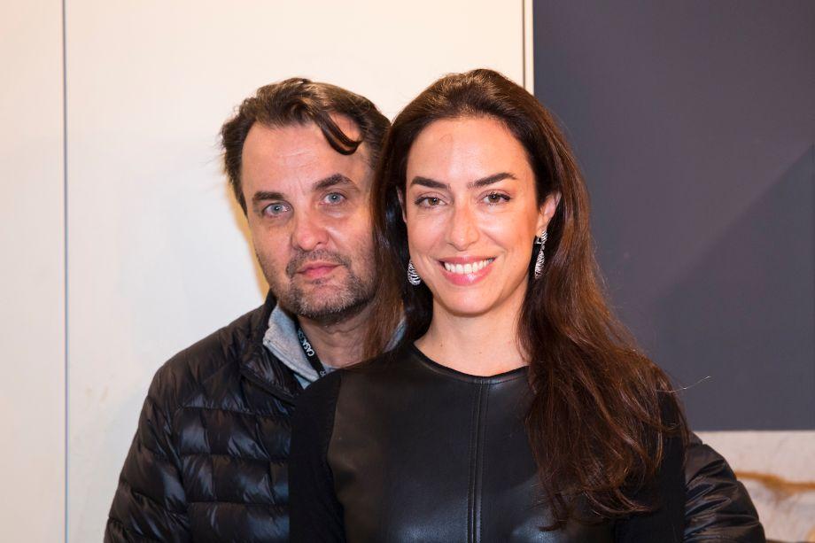 Lalo Zanini e Fernanda Cestari